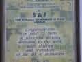 Neke od diploma SAFa 003