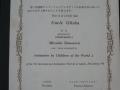 Neke od diploma SAFa 006