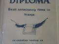 Neke od diploma SAFa 008